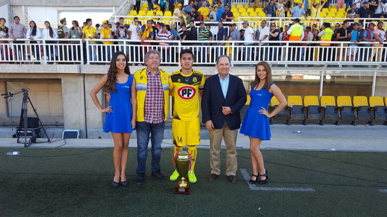 Copa La Cruz Inmobiliaria San Luis