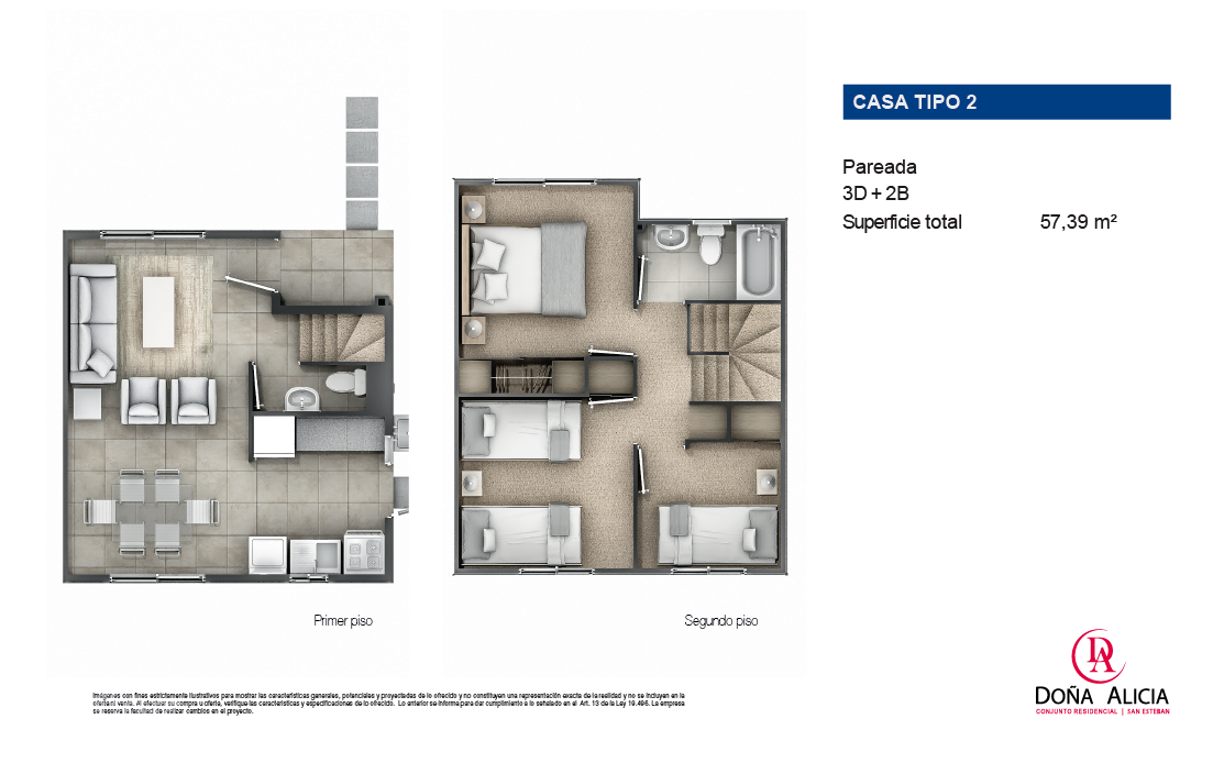 Casa Tipo 2