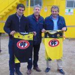 Marcelo Garrido y Manuel Gahona